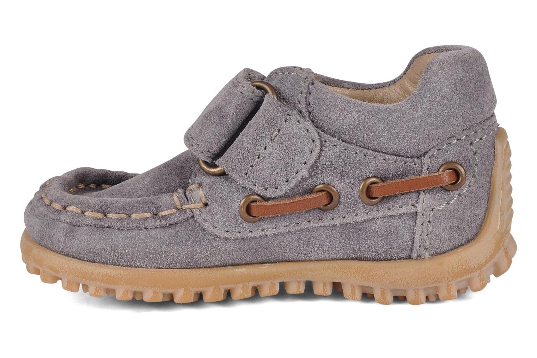 Loafers Bisgaard Maypop Grey front view