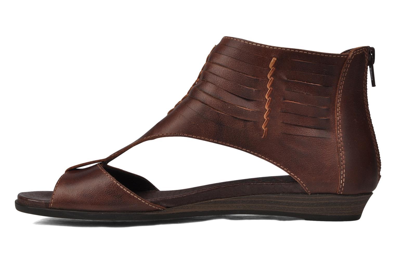 Sandali e scarpe aperte Pikolinos Alcudia 8262 Marrone immagine frontale