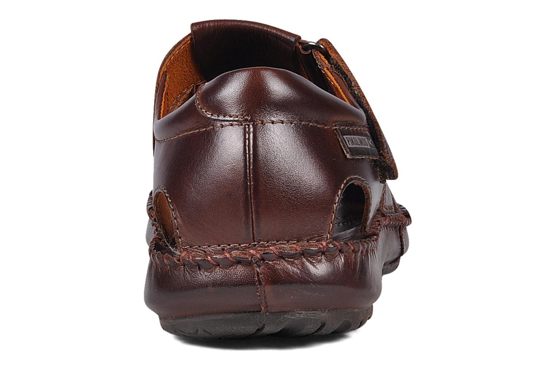 Sandales et nu-pieds Pikolinos Tarifa 5433 Marron vue droite