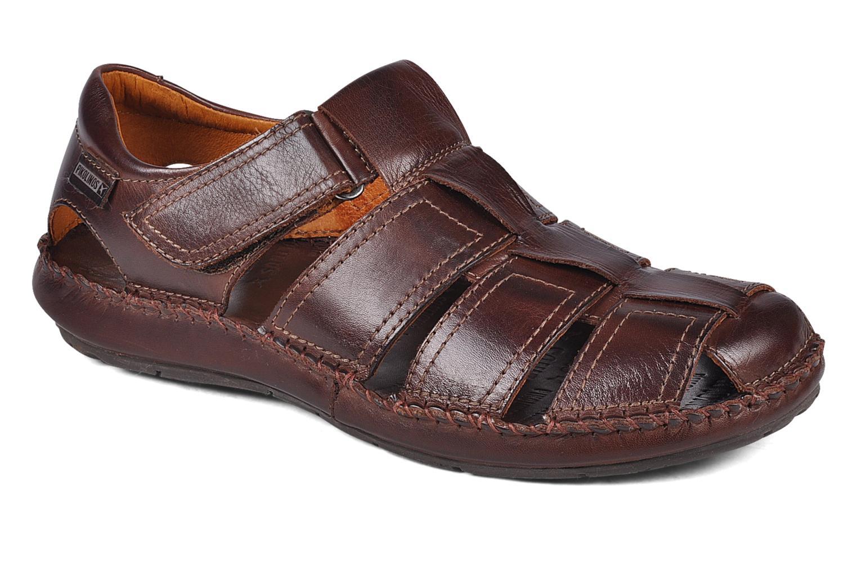 Sandales et nu-pieds Pikolinos Tarifa 5433 Marron vue détail/paire