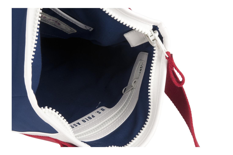 Borse uomo U.S Polo Assn. Apple Azzurro immagine posteriore
