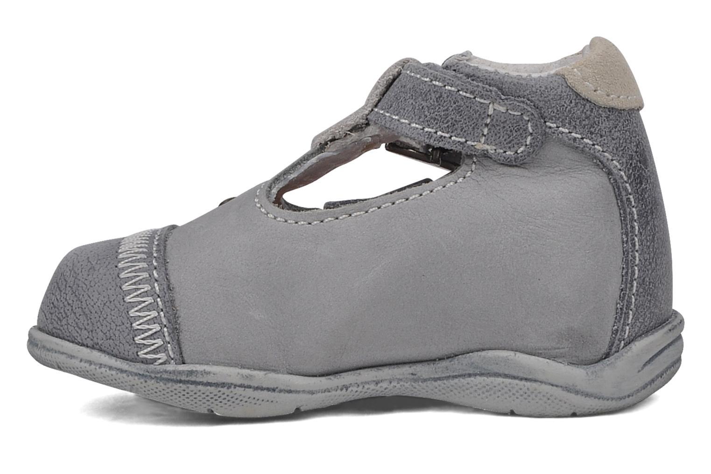 Stiefeletten & Boots Little Mary Harlem grau ansicht von vorne