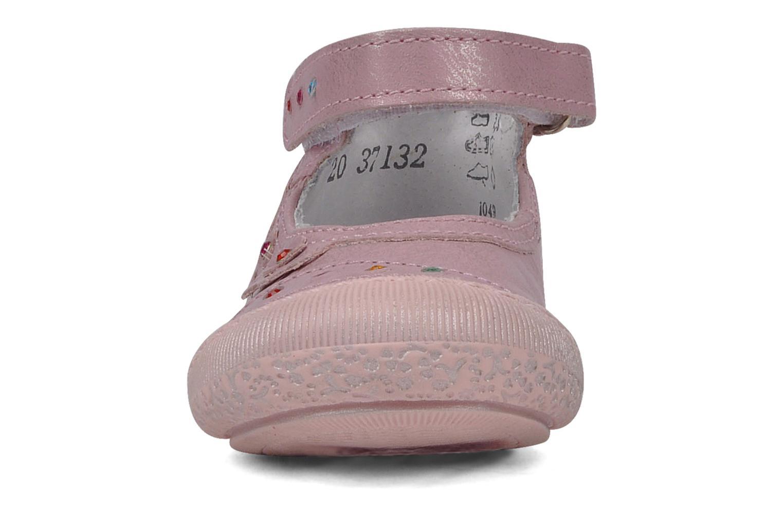 Ballerinas Little Mary Hirondelle rosa schuhe getragen