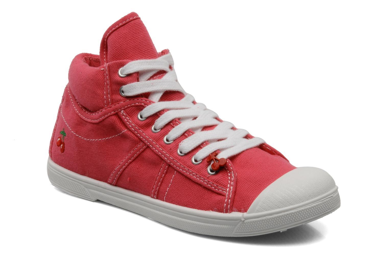 Sneaker Le temps des cerises Basic 03 rosa detaillierte ansicht/modell
