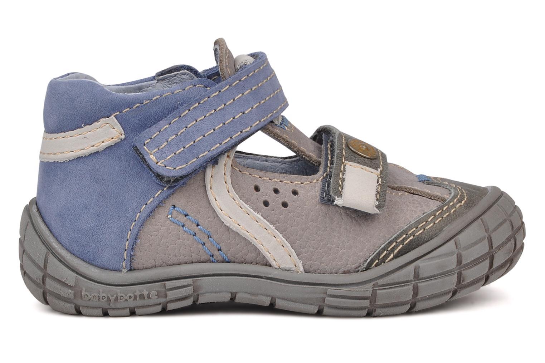 Bottines et boots Babybotte Snoupi Bleu vue derrière