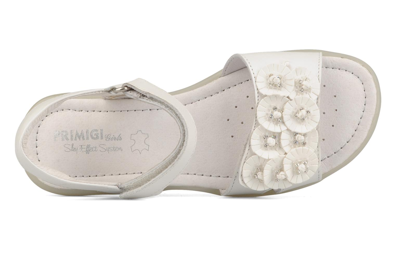Sandales et nu-pieds Primigi Morgana Blanc vue gauche