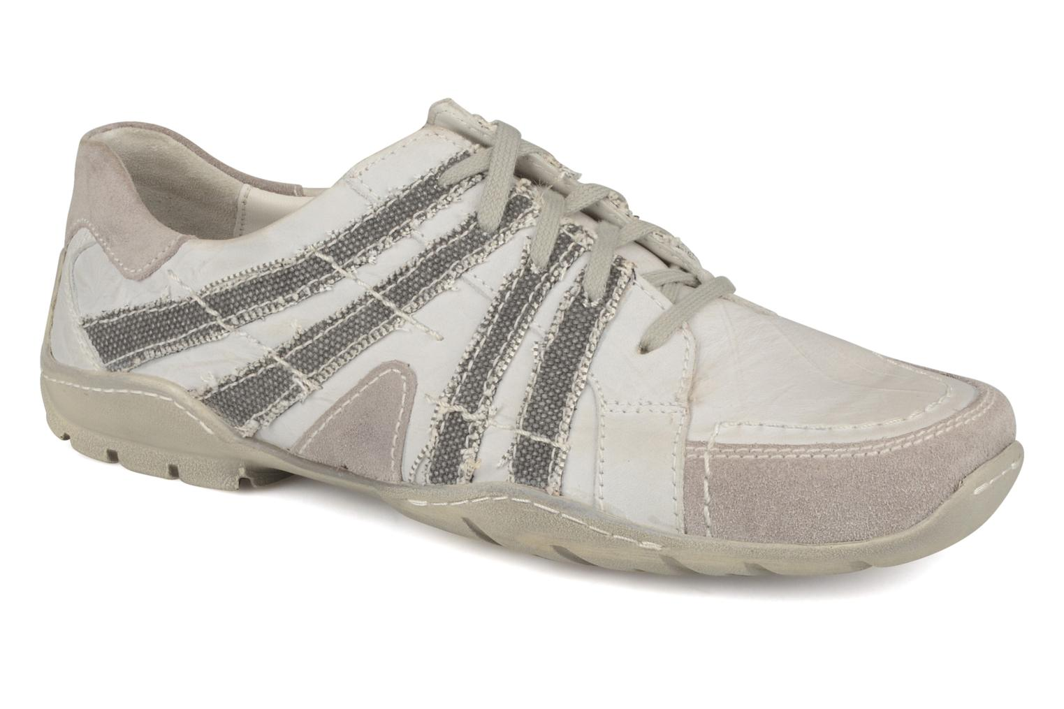 Lace-up shoes Josef Seibel Morton White detailed view/ Pair view