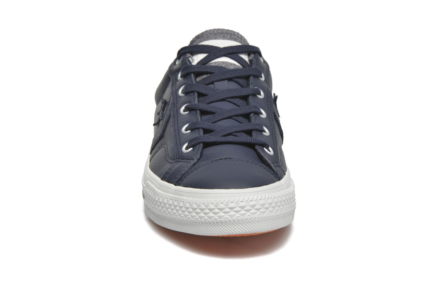 Sneakers Converse Star Player Leather Ox M Grijs model