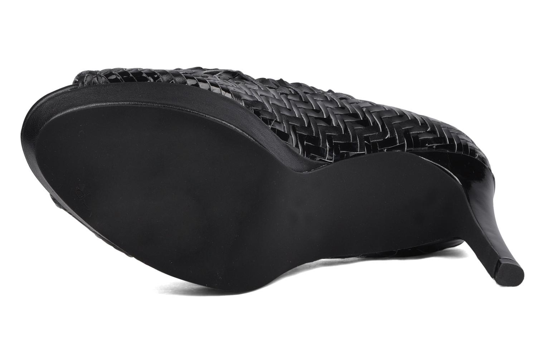 Zapatos de tacón Kelsi Dagger Eliana Negro vista de arriba