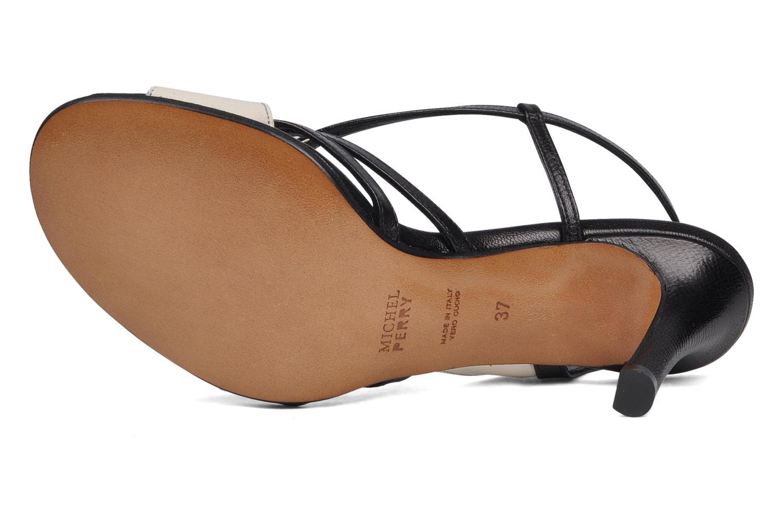 Sandales et nu-pieds Michel Perry Vesta Multicolore vue haut