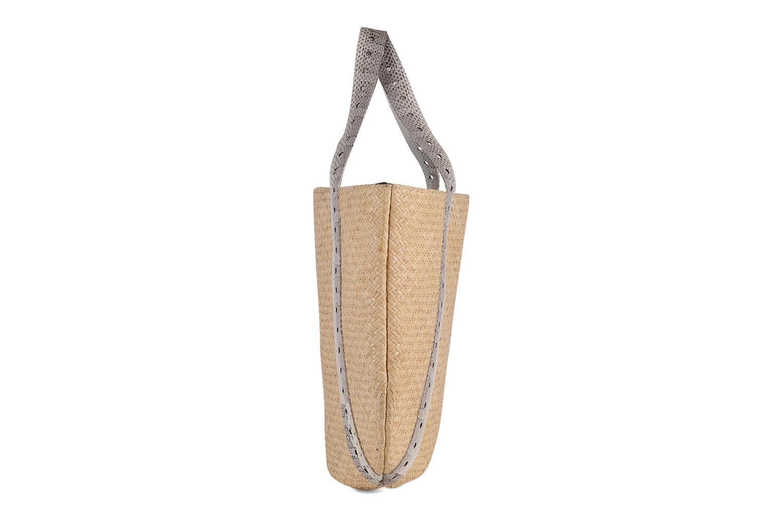 Handtaschen Tatoosh Bondi beige schuhe getragen