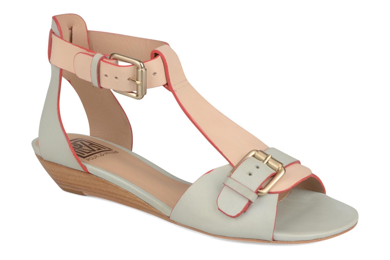 Sandalen Pour La Victoire Mali weiß detaillierte ansicht/modell