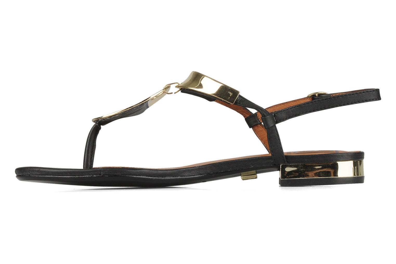 Sandalen Pour La Victoire Arlette Zwart voorkant