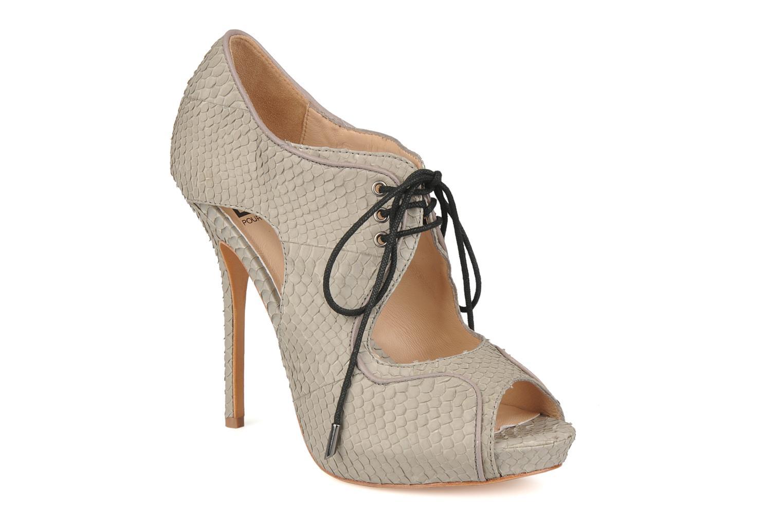 Sandals Pour La Victoire Rima Grey detailed view/ Pair view