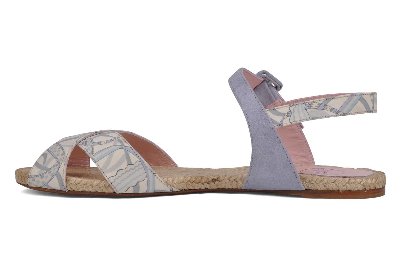 Sandales et nu-pieds Annabel Winship Hopper Gris vue face