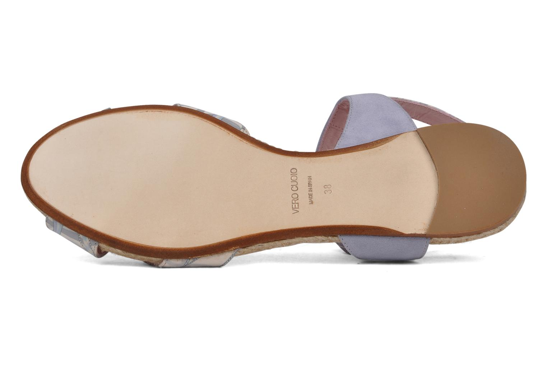 Sandales et nu-pieds Annabel Winship Hopper Gris vue haut