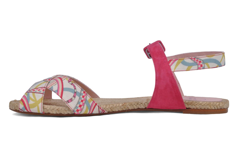 Sandales et nu-pieds Annabel Winship Hopper Rouge vue face