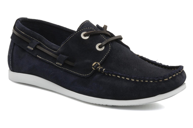Zapatos con cordones TBS Asfeld Azul vista de detalle / par