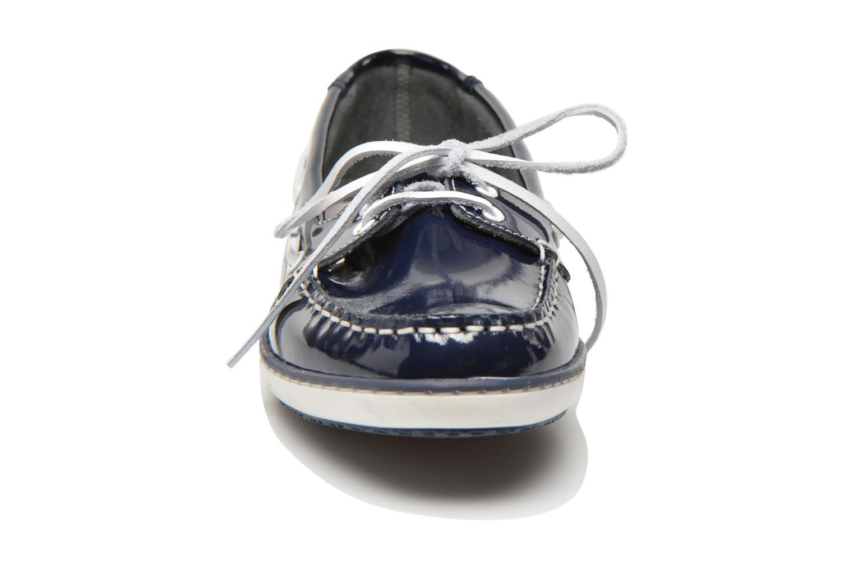 Chaussures à lacets TBS Clamer Bleu vue portées chaussures