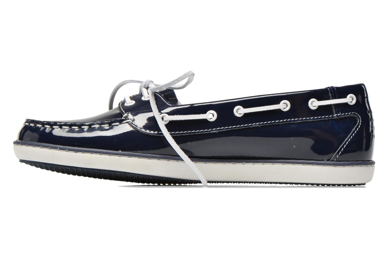 Chaussures à lacets TBS Clamer Bleu vue face