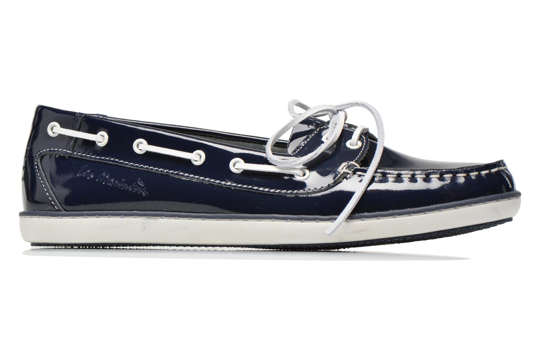 Chaussures à lacets TBS Clamer Bleu vue derrière