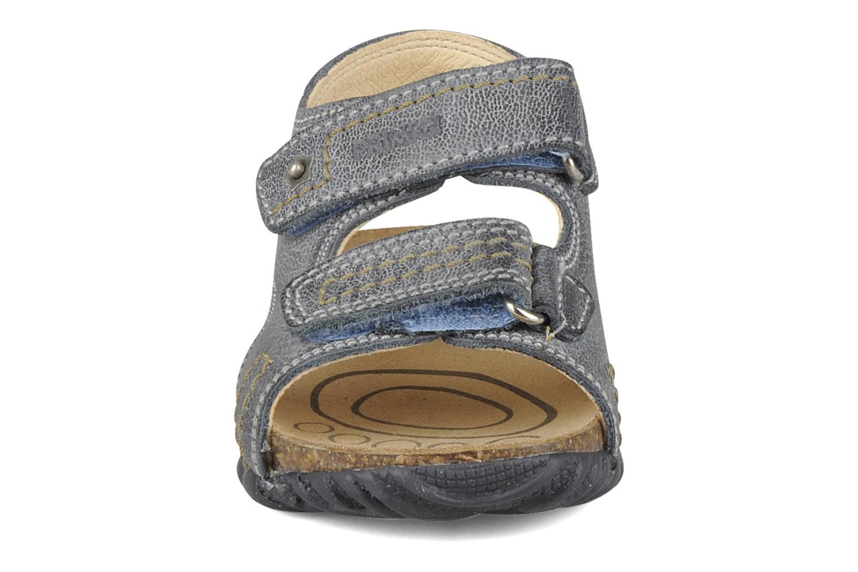 Sandali e scarpe aperte Primigi Marcello Azzurro modello indossato