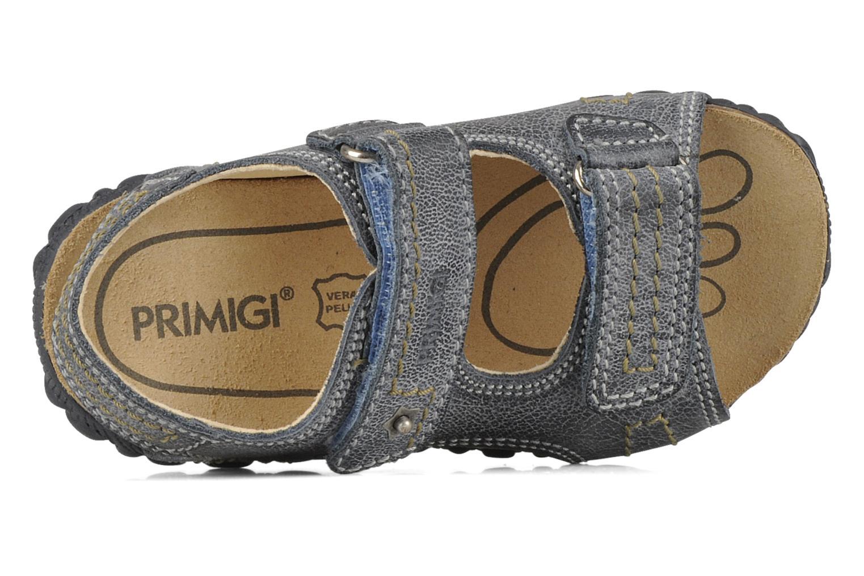 Sandali e scarpe aperte Primigi Marcello Azzurro immagine sinistra