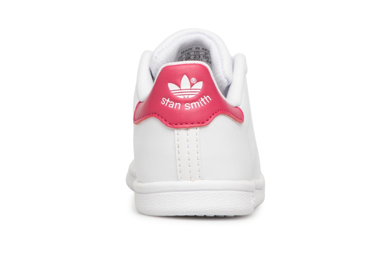 Baskets Adidas Originals Stan smith i Blanc vue droite