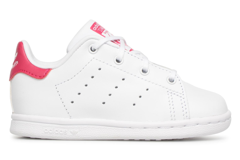 Baskets Adidas Originals Stan smith i Blanc vue derrière