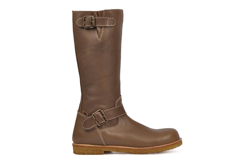 Boots & wellies Bisgaard 80572 Brown back view