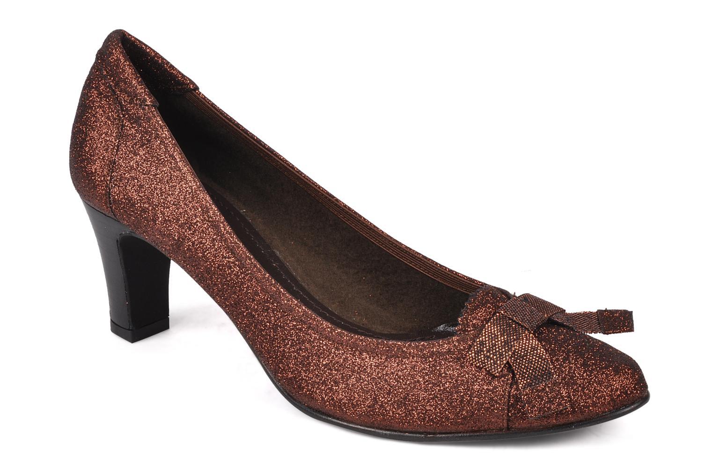 Grandes descuentos últimos zapatos Jonak Rafaelia (Oro y bronce) - Zapatos de tacón Descuento