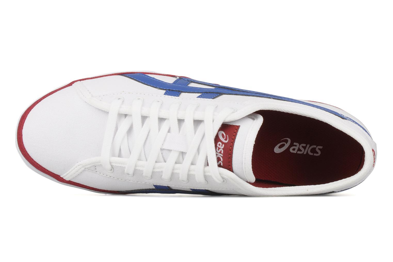Baskets Asics Biku cv Blanc vue gauche