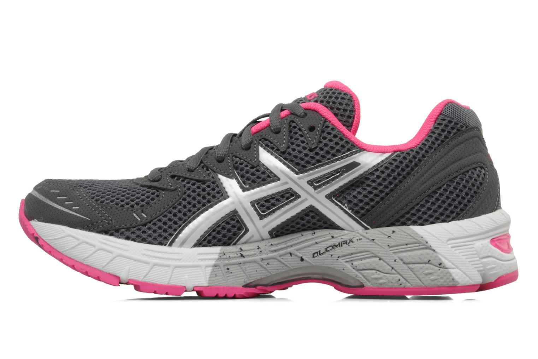 Chaussures de sport Asics Lady gel virage 6 Gris vue face