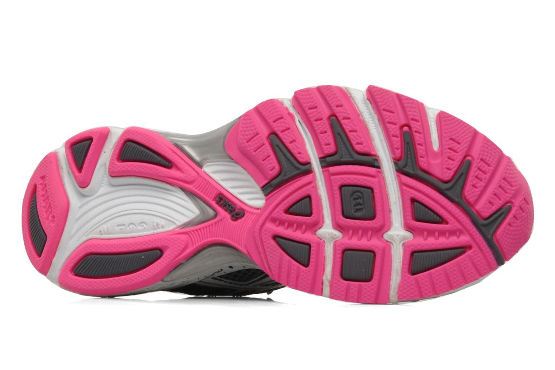 Chaussures de sport Asics Lady gel virage 6 Gris vue haut