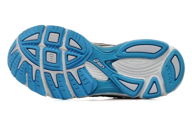 Chaussures de sport Asics Lady gel virage 6 Blanc vue haut