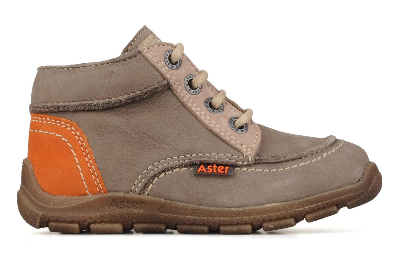 Bottines et boots Aster Tilo Beige vue derrière