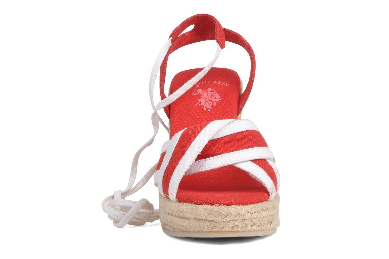Alena 4175s1 Red/white