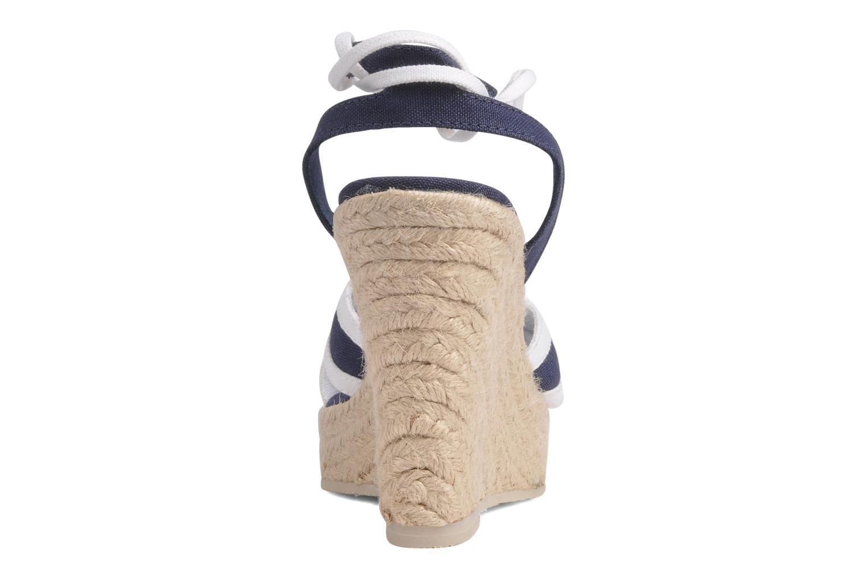 Sandales et nu-pieds U.S Polo Assn. Alena 4175s1 Bleu vue droite