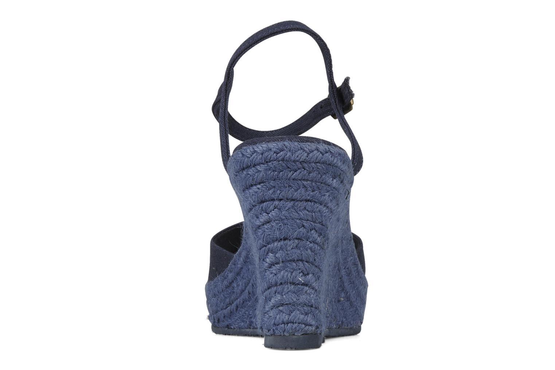 Sandales et nu-pieds U.S Polo Assn. Alena 4103s1 Bleu vue droite