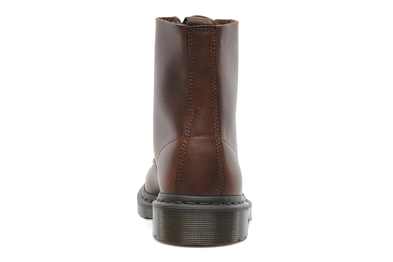 Boots en enkellaarsjes Dr. Martens PASCAL M Bruin rechts