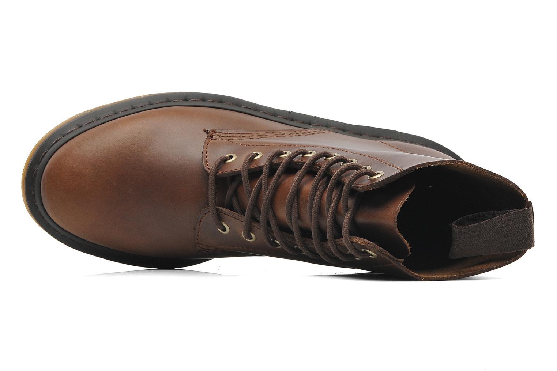 Boots en enkellaarsjes Dr. Martens PASCAL M Bruin links