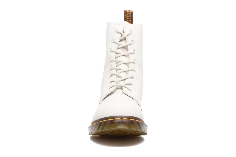 Bottines et boots Dr. Martens PASCAL M Blanc vue portées chaussures