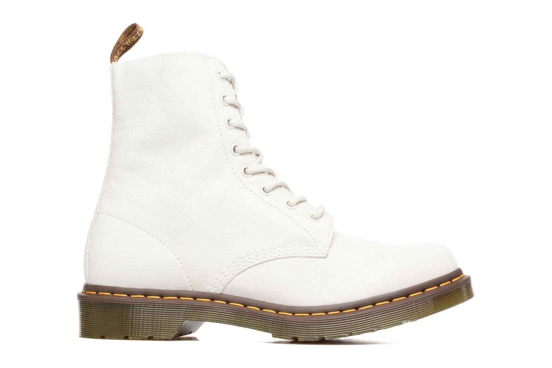 Bottines et boots Dr. Martens PASCAL M Blanc vue derrière