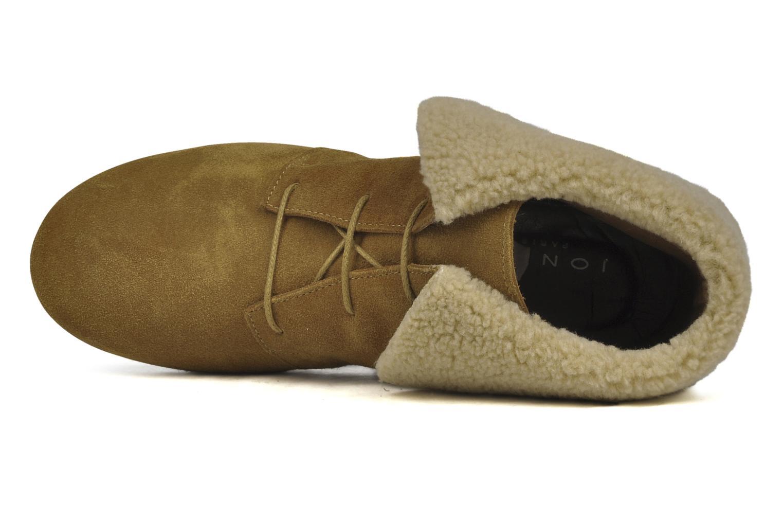 Boots en enkellaarsjes Jonak Moumi Bruin links