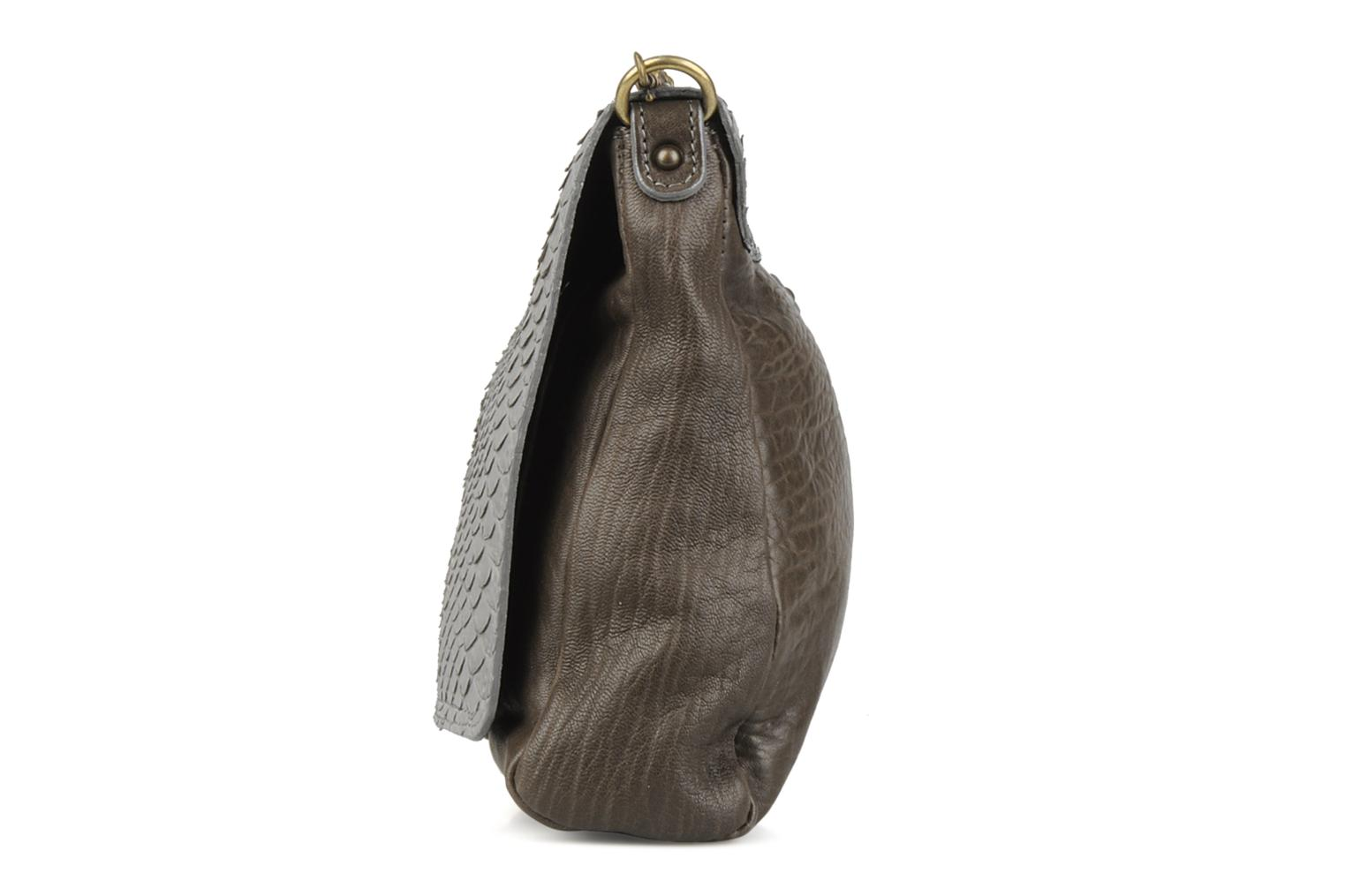 Clutch bags Abaco Charmy Grey model view