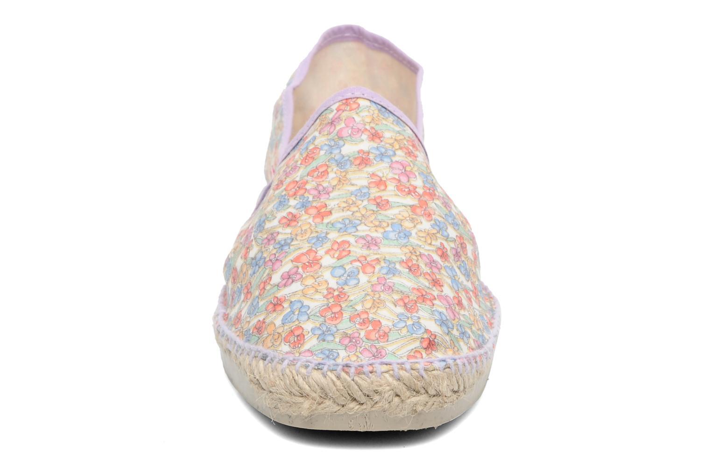 Espadrilles Pare Gabia Vp liberty Multicolore vue portées chaussures