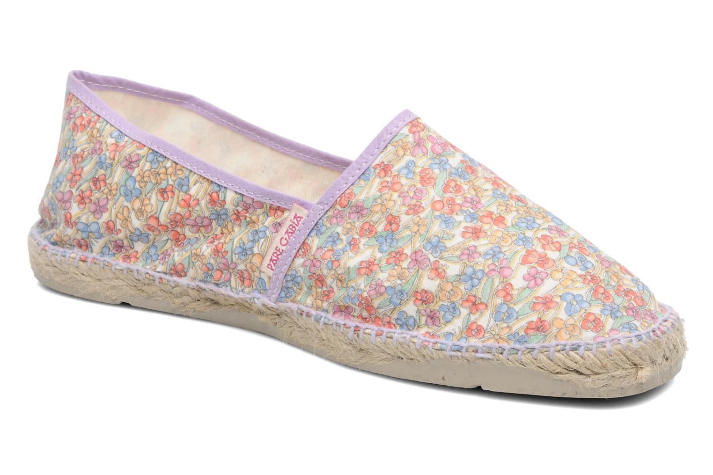 Espadrillos Pare Gabia Vp liberty Multi detaljeret billede af skoene