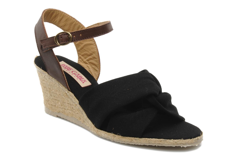 Sandalen Pare Gabia Sorela schwarz detaillierte ansicht/modell