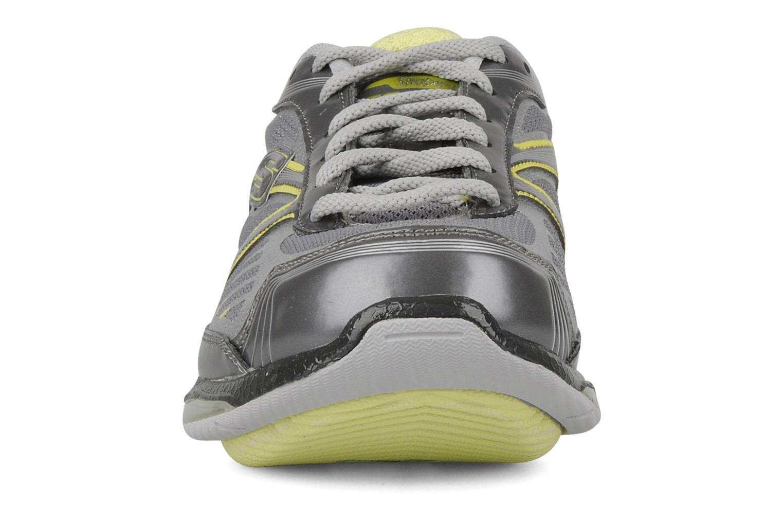 Chaussures de sport Shape-Ups Ultra 13000 Gris vue portées chaussures