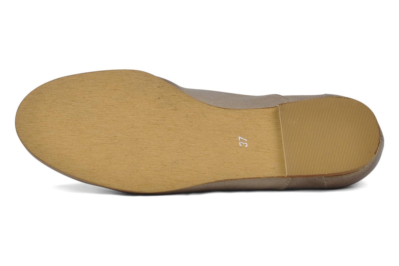 Scarpe con lacci Addict-Initial Zota Marrone immagine dall'alto